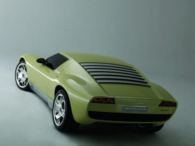 Lamborghini Miura Concept 2006