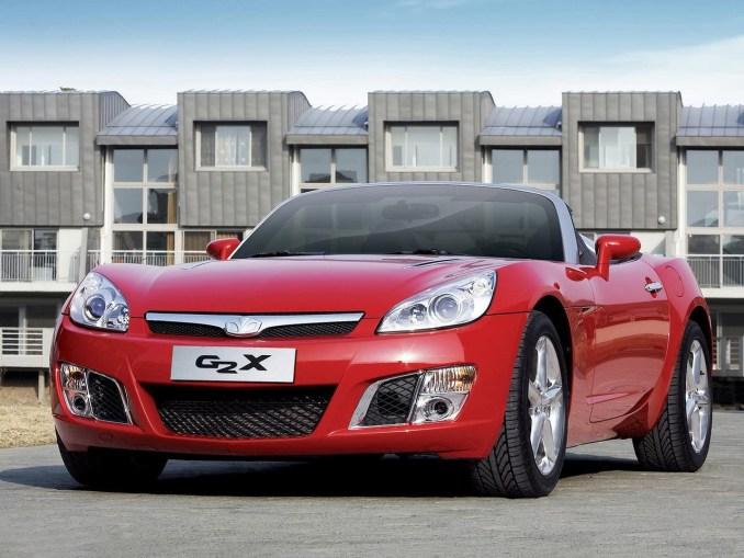 2007 Daewoo G2X