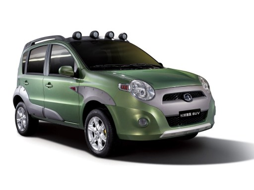 2007 Great Wall Peri Suv Concept