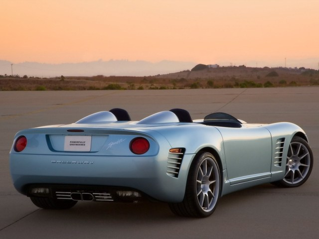 2007 Callaway C16 Speedster Corvette C6