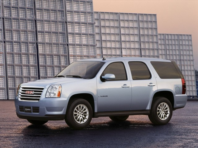 2008 GMC Yukon Hybride