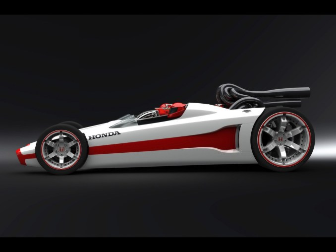 2008 Honda Hot Wheels Racer