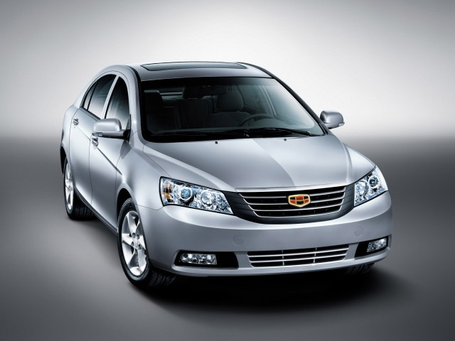 2009 Geely Emgrand EC718