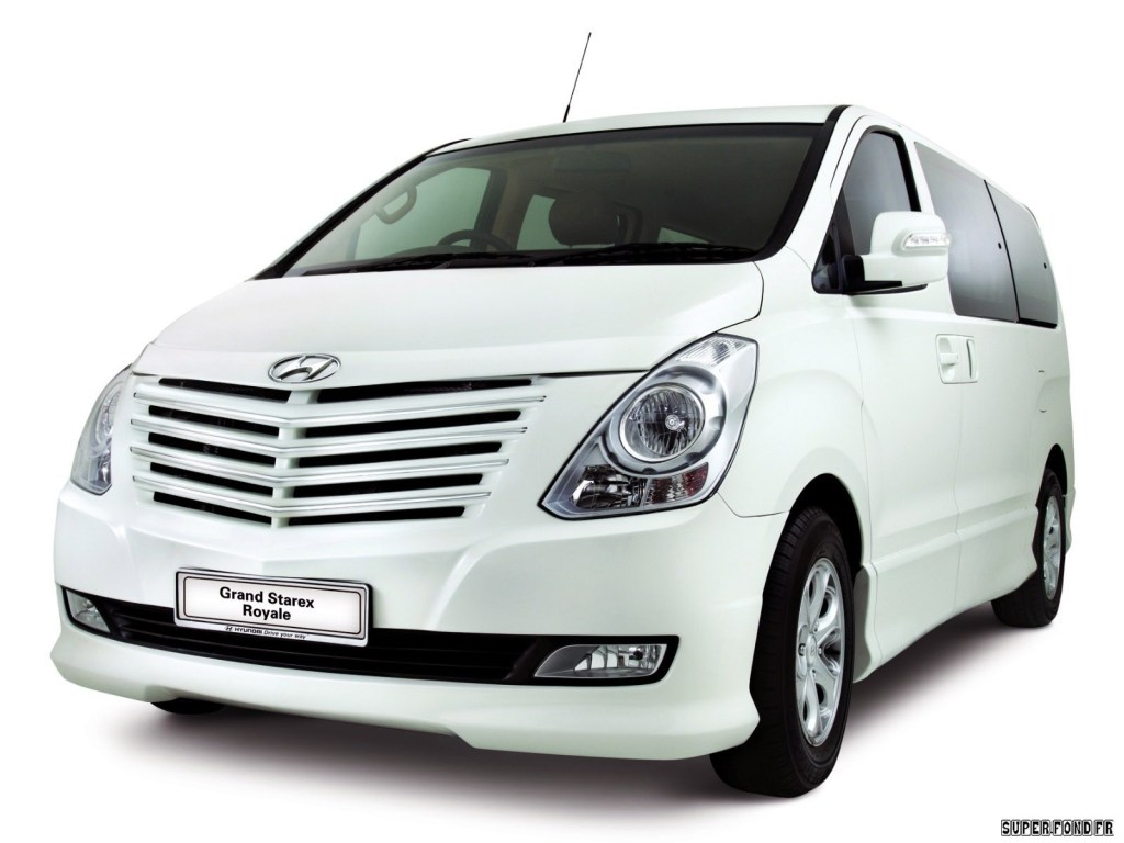 2009 Hyundai Grand Starex Royale