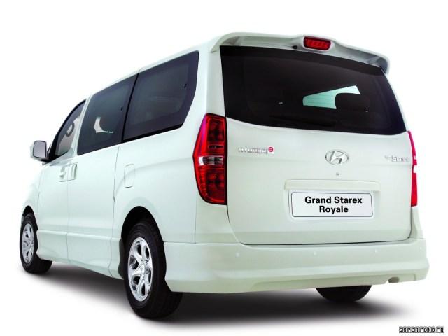 2009 Hyundai Grand Starex Royale