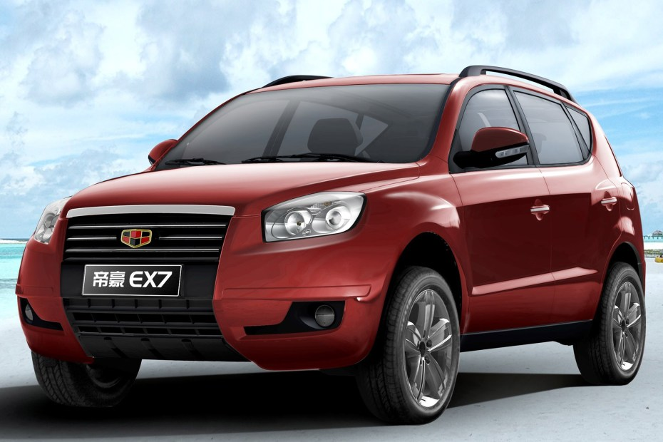 2010 Geely Emgrand EX7