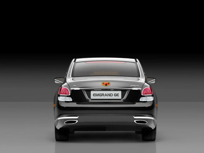 2010 Emgrand GE Geely Excellence