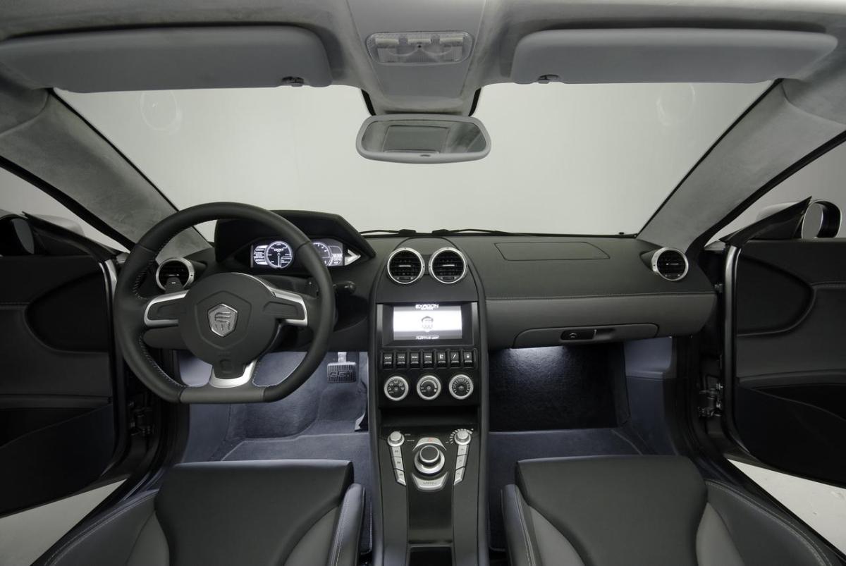 Exagon Furtive E-GT (2010)