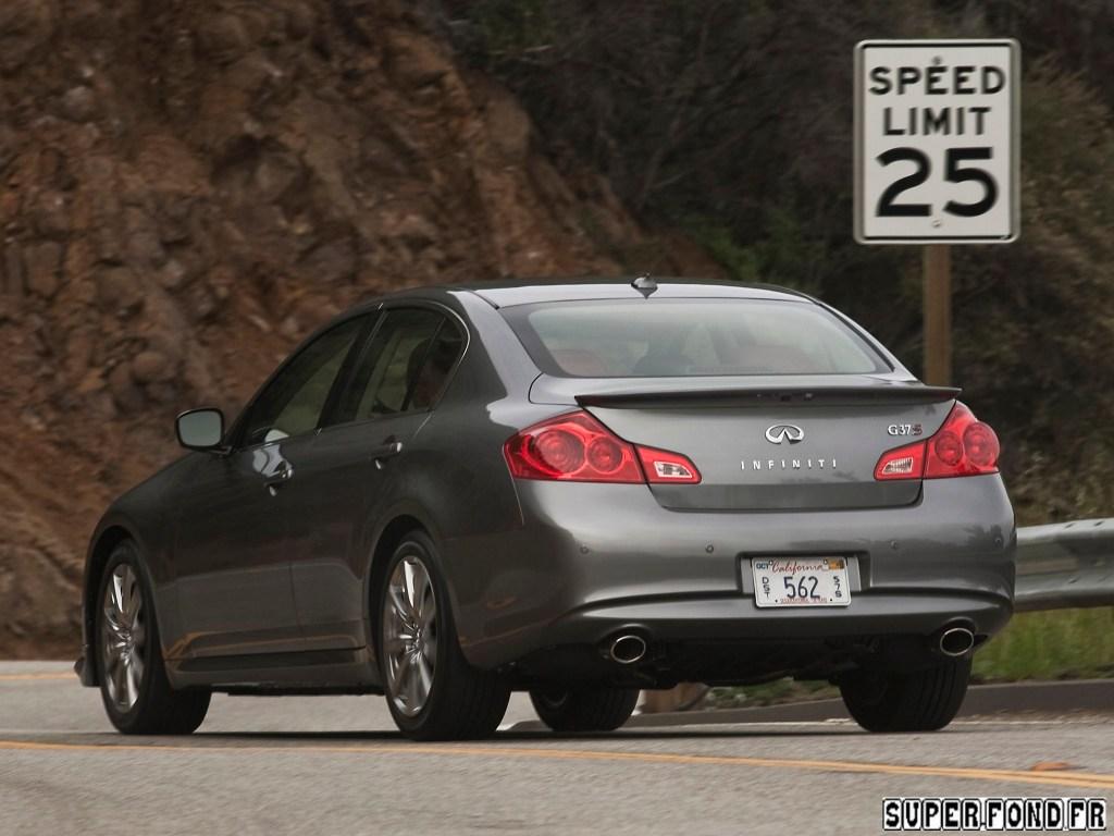 2010 Infiniti G37 Sedan Anniversary Edition