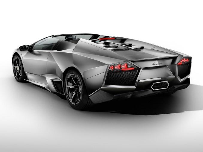Lamborghini Reventon Roadster 2010