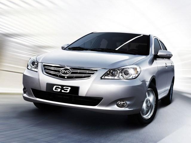 2010 Byd Auto G3