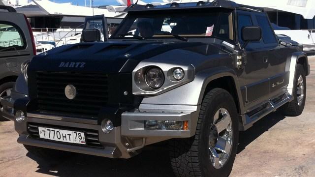 2011 Dartz Prombron Kombat T98 Iron Diamond AC