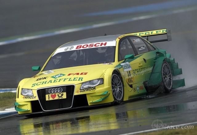 2011 DTM - Audi A4 - Martin Tomczyk