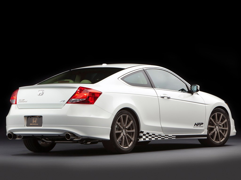 2011 Honda Accord Coupe V6 Concept