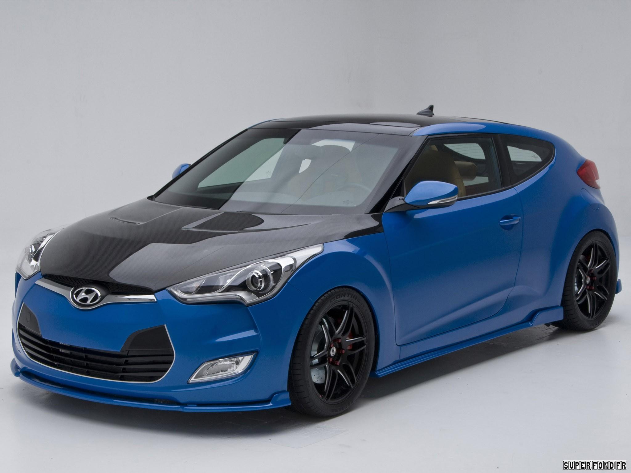 2011 Hyundai Veloster PM Lifestyle