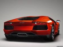 2011 Lamborghini Aventador lp700