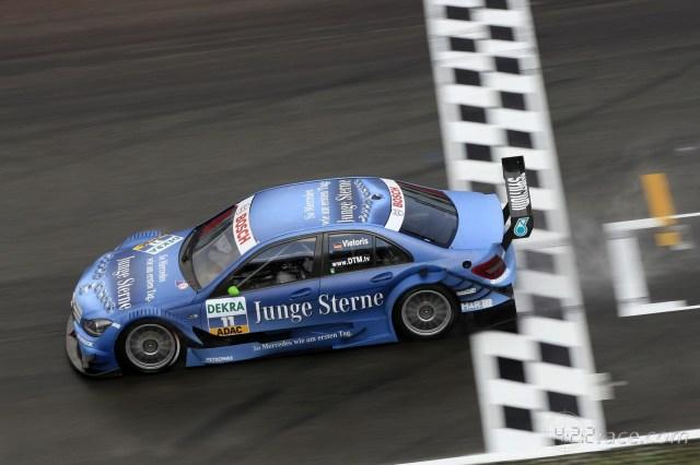 2011 DTM - Mercedes - Christian Vietoris