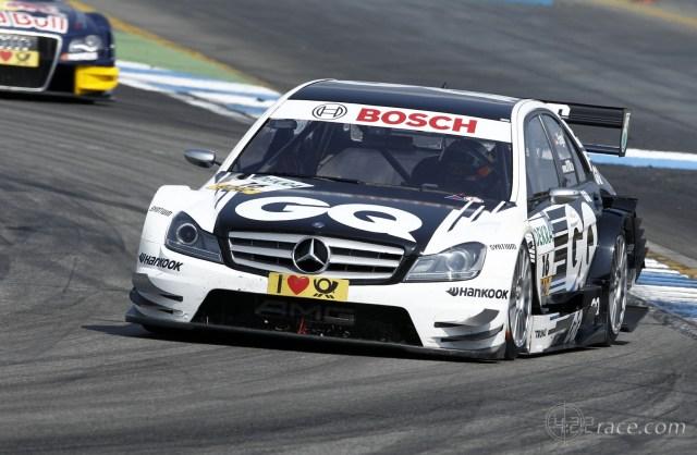 2011 DTM - Mercedes - Maro Engel