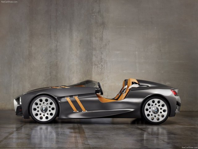 2011 Bmm 328 Hommage Concept