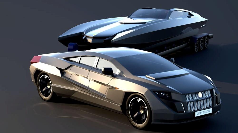 2012 Dartz Prombron Nagel Armored Sportback