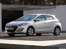 2012 Hyundai i30 5 Door UK