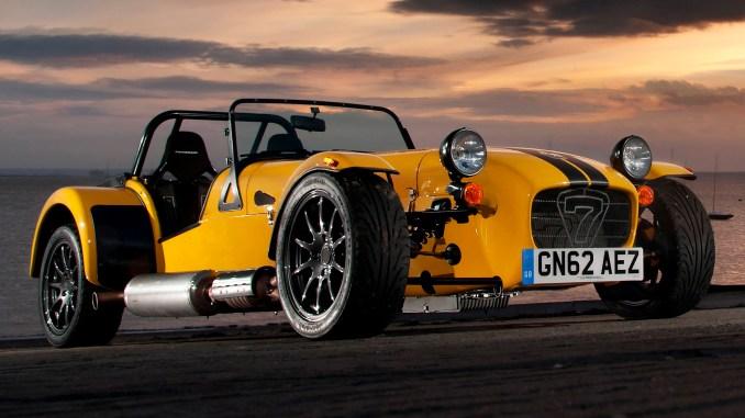 2012 Caterham Super Sport R