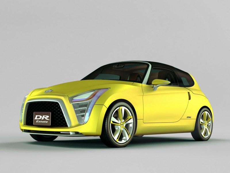 2013 Daihatsu D-R Estate Concept