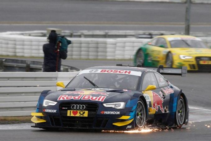 2013 DTM Nurburgring - Audi - Jamie Green