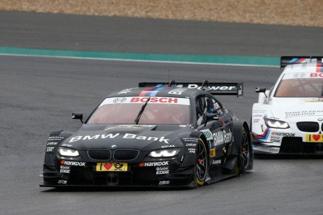 2013 DTM Nurburgring - BMW - Bruno Spengler