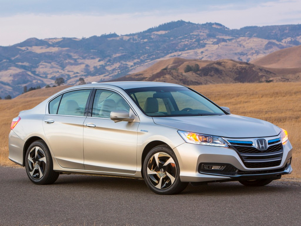 2013 Honda Accord PHEV