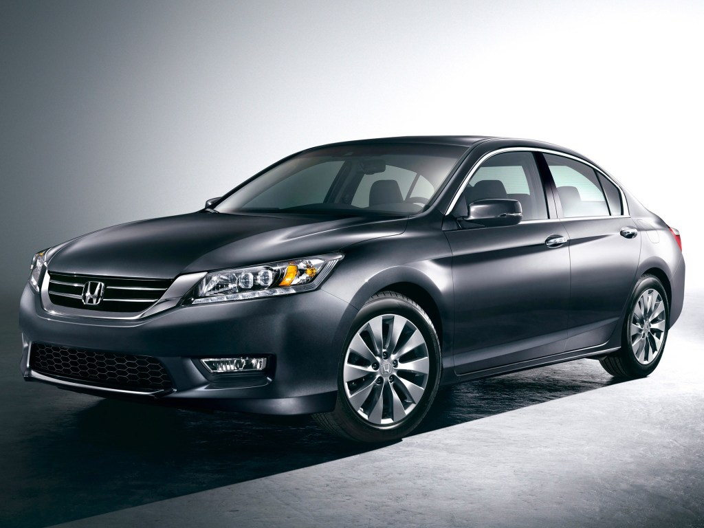2013 Honda Accord Sedan USA