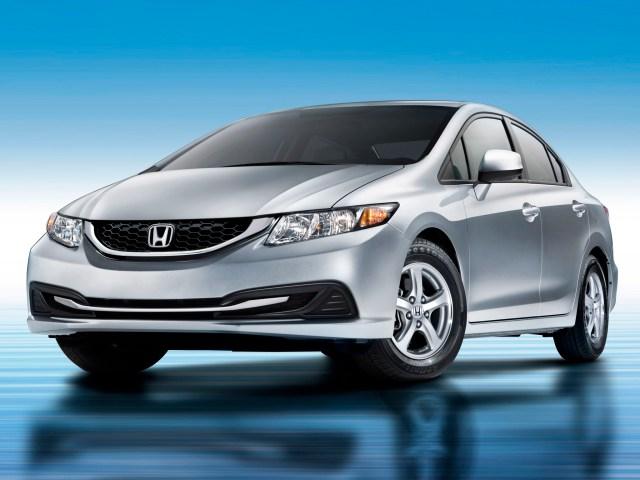 2013 Honda Civic CNG