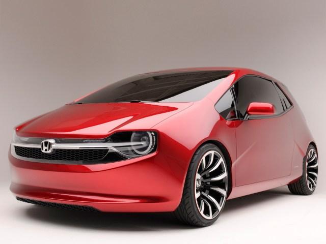 2013 Honda GEAR Concept