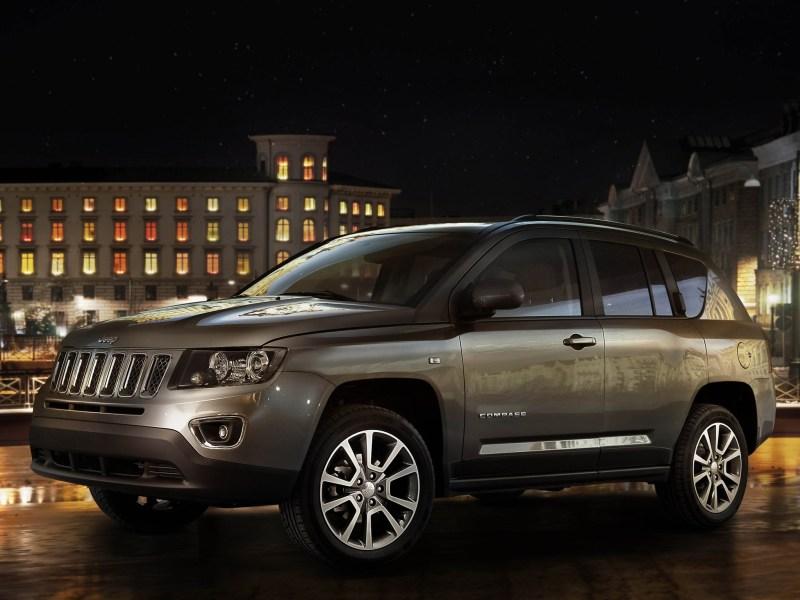 2013 Jeep Compass Europe
