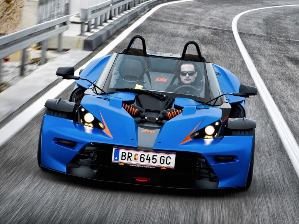 2013 Ktm Xbow GT