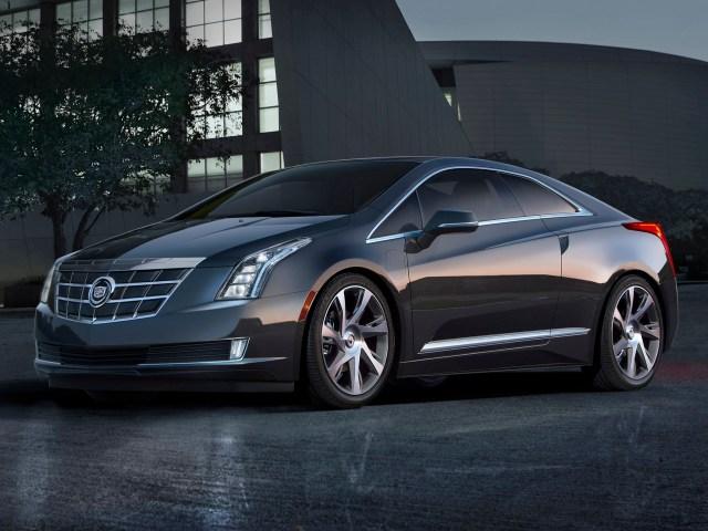 2013 Cadillac ELR