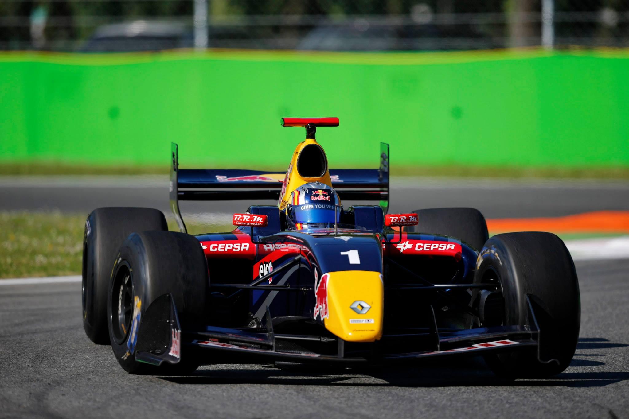 2014 Formula Renault 3.5 Series – Monza – Carlos Sainz