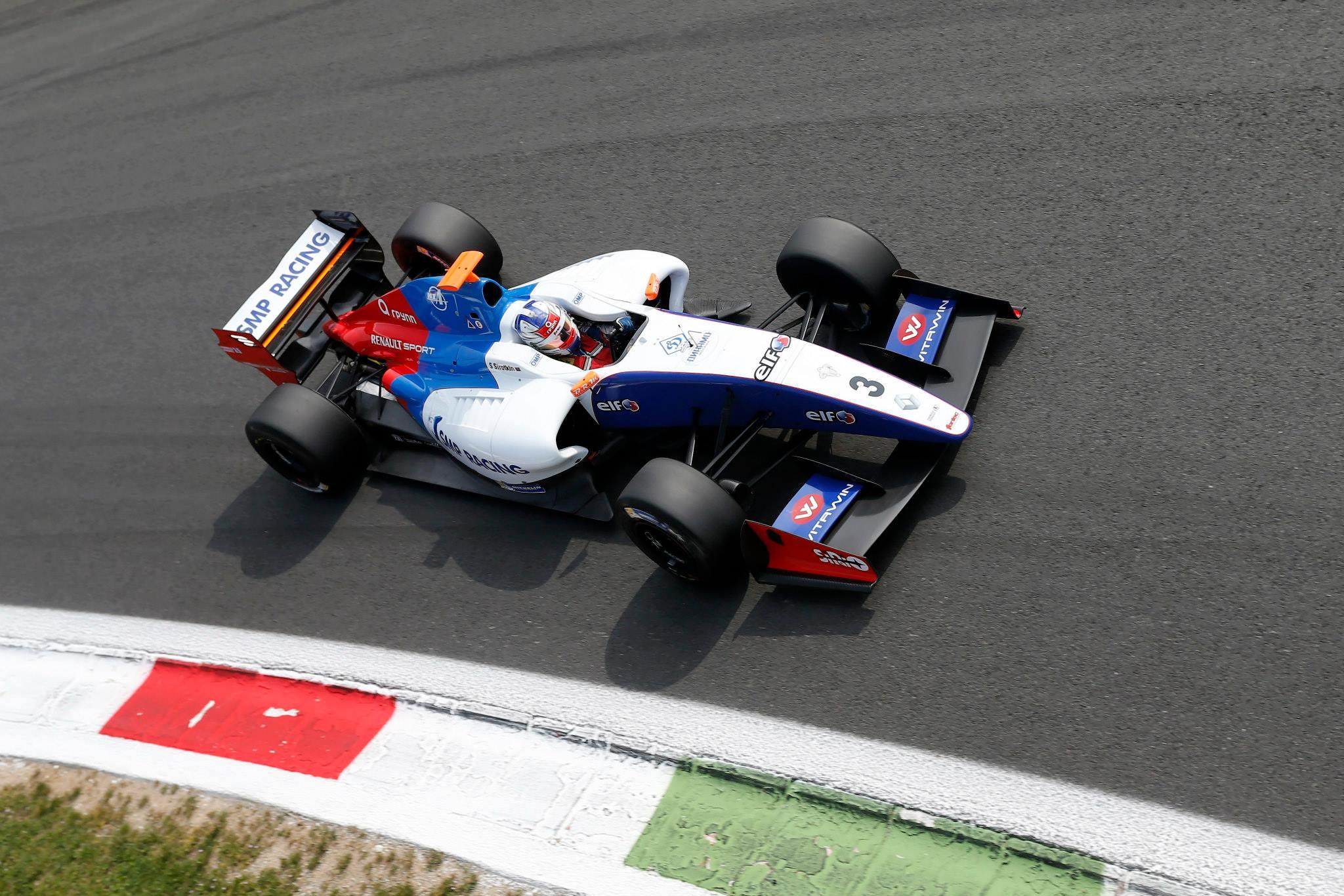 2014 Formula Renault 3.5 Series – Monza – Sergey Sirotkin