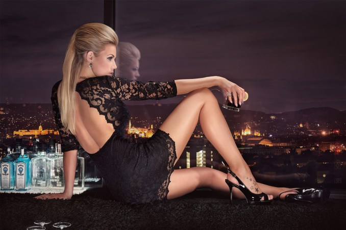 2014 Calendrier Miss Tuning Decembre