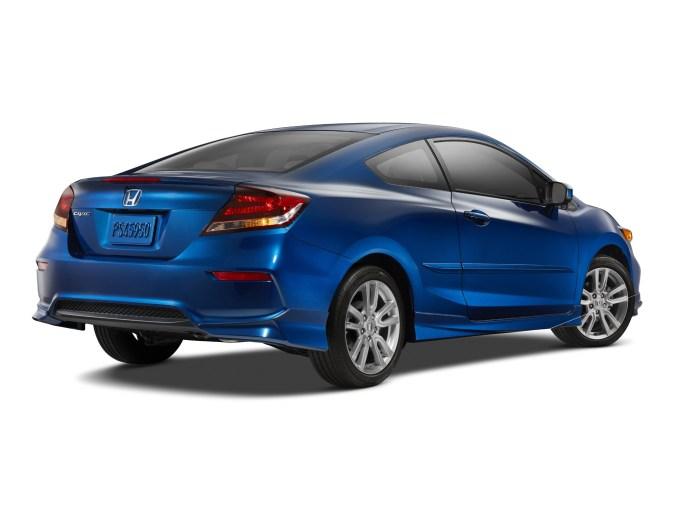 2014 Honda Civic Coupe HGA Package