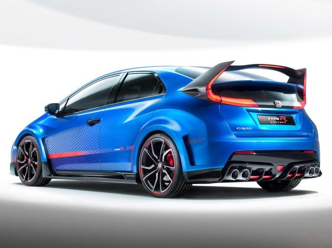 2014 Honda Civic Type R Concept II