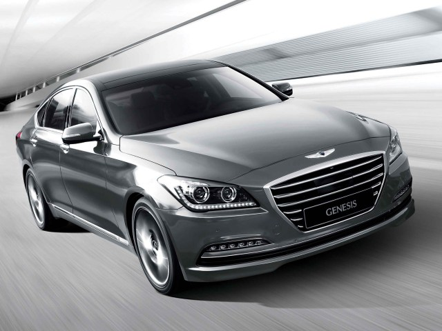 2014 Hyundai Genesis G380