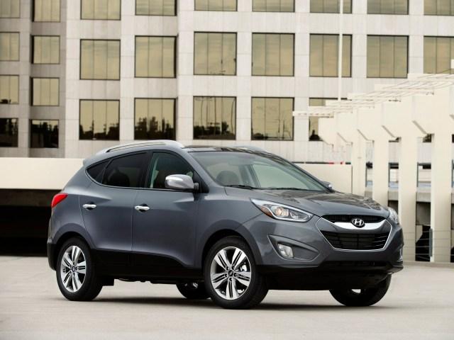 2014 Hyundai Tucson USA