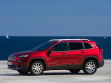 2014 Jeep Cherokee Limited Europe