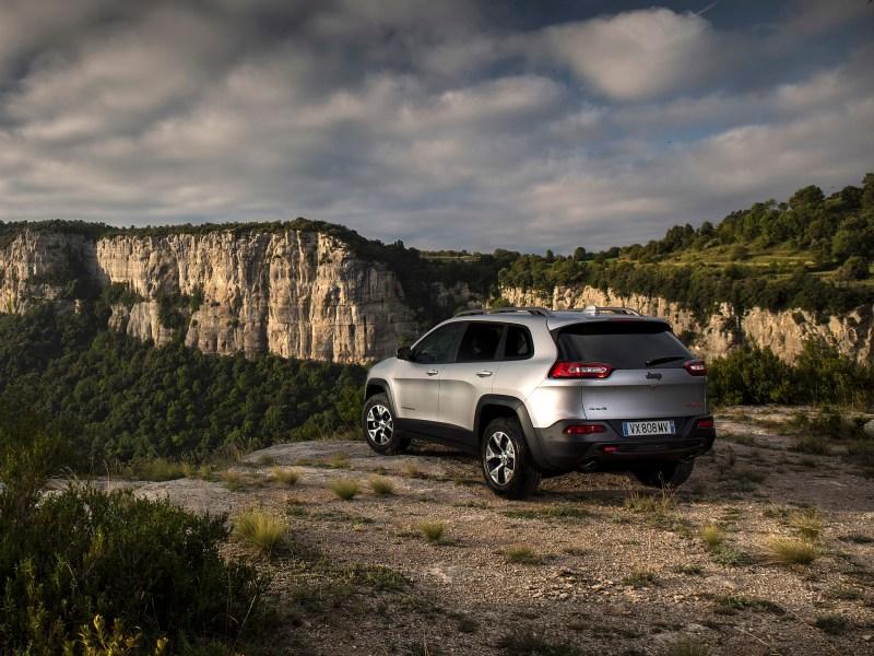2014 Jeep Cherokee Trailhawk Europe