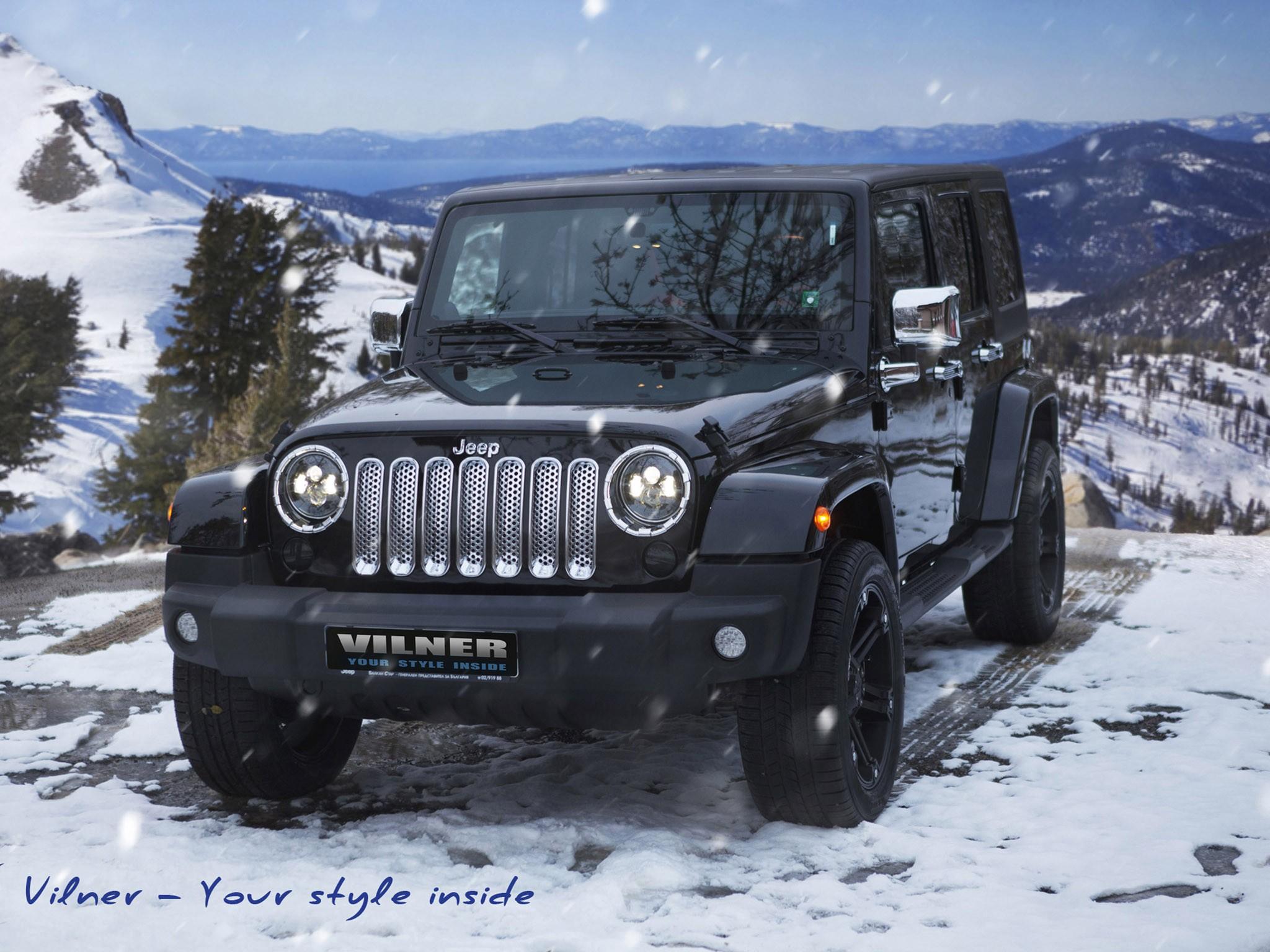 2014 Jeep Wrangler Sahara Vilner