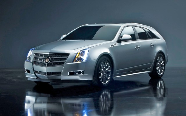 Cadillac CTS Sport Wagon 2014