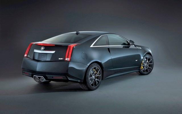 Cadillac CTS-V Coupe 2014