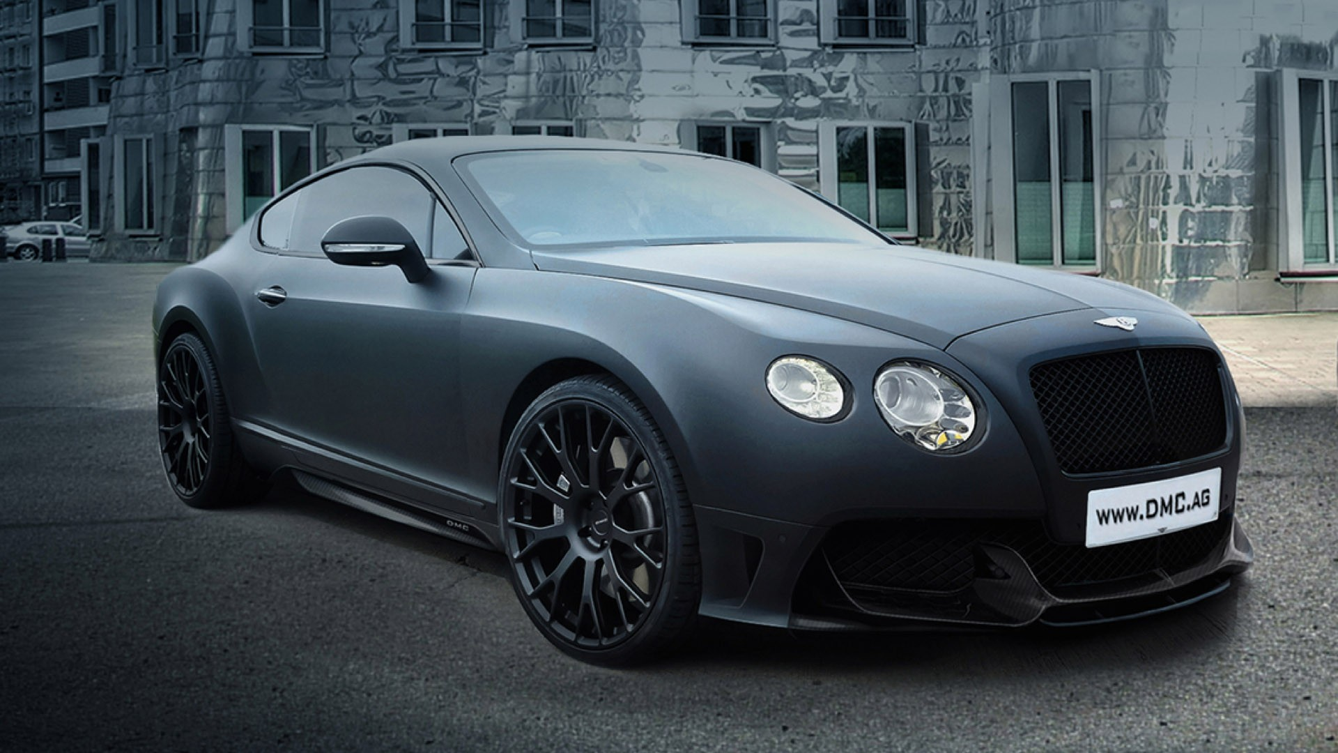 2014 DMC Bentley Continental GT Duro China Edition