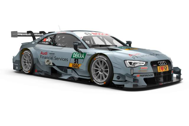 2015 Audi RS5 DTM - Nico Muller